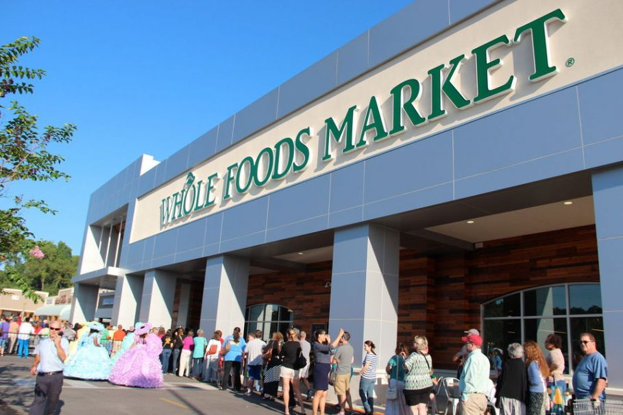 Whole Foods Distribution Center Locations