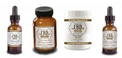 CBD Essence® - CBD Hemp Oil Products
