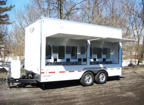 Rich Specialty Trailers Launches A New Large Capacity 12