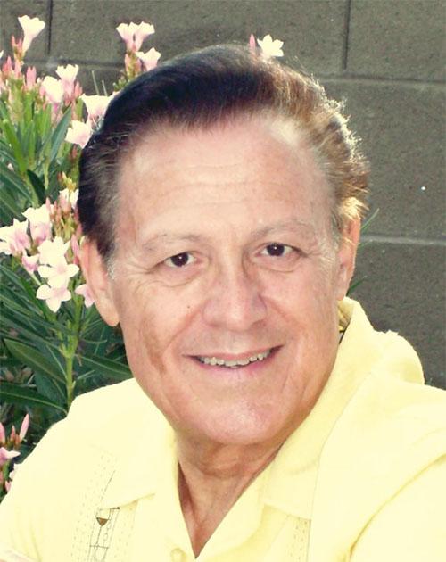 Author Nicholas Ginex