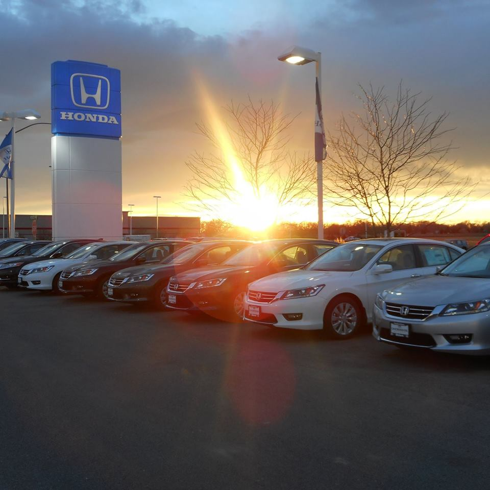 Honda Dealership: The Honda For You Sales Event Is Now On At Underriner