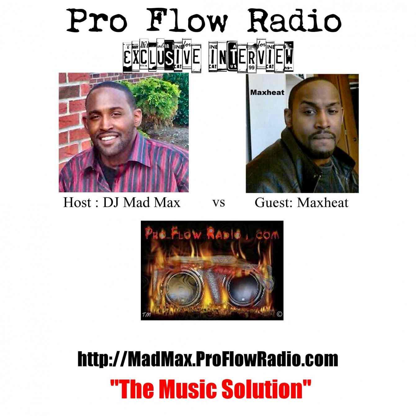 Mad Max vs Maxheat Radio Interview