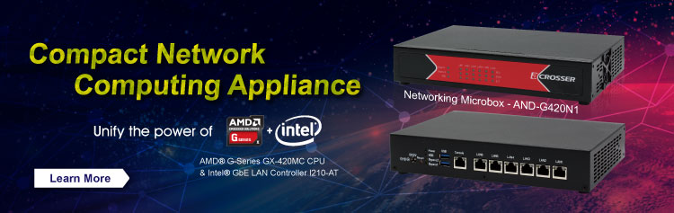 desktop utm security hardware: AND-G420N1