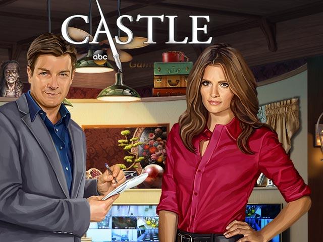 "Plinga is launching ""Castle: Dangerous Game"" based on the epic TV"