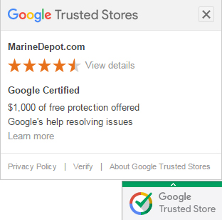 Google offers up to $1,000 lifetime purchase protection for eligible purchases.