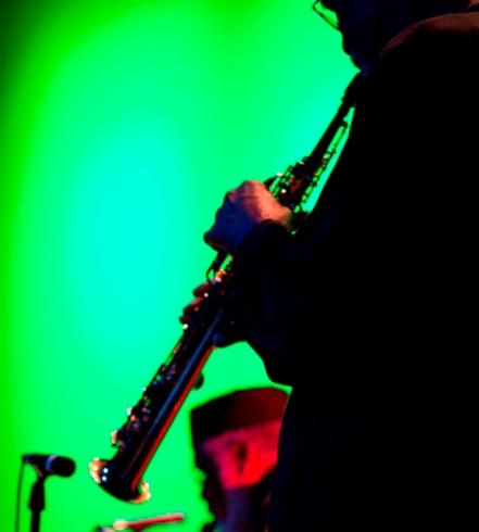 """ORNETTE 'N 'TRANE"" : the 38th Annual John Coltrane Memorial Concert"