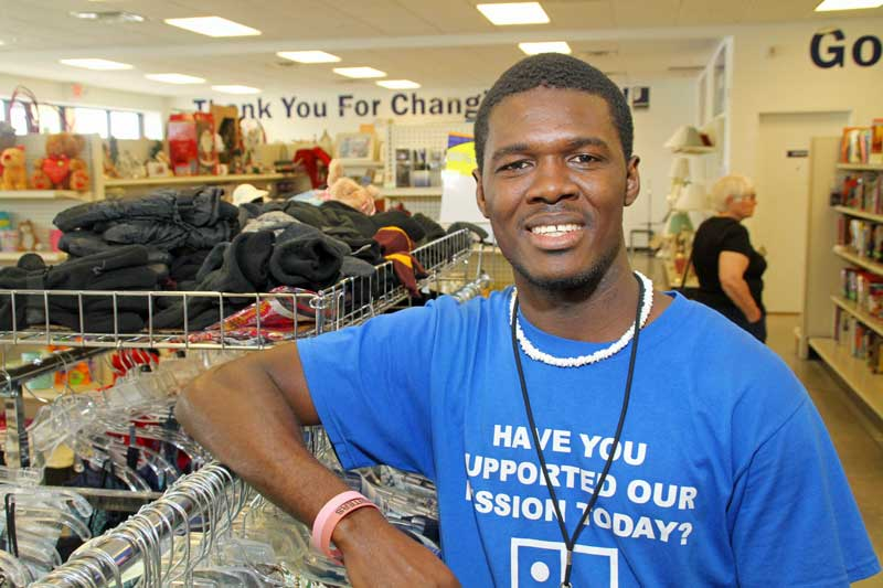 Goodwill hopes to recruit as many as 70 new team members at the job fairs.