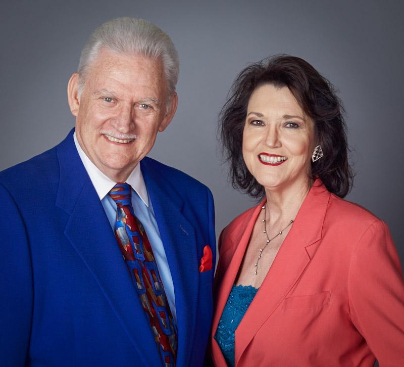 Carolyn & Stephen Jacobs of Jacobs Ladder Radio Sh