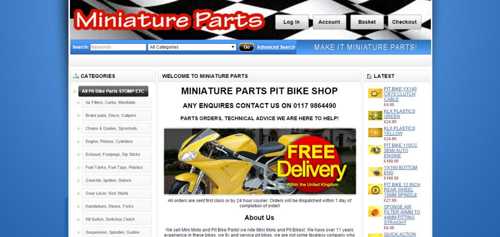 Miniature Parts.com