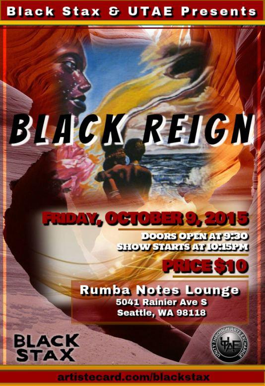 Black Reign 9