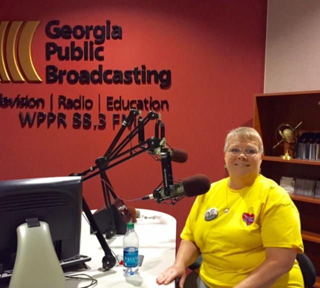 NPR Interview, Listen on CFMNM webpage