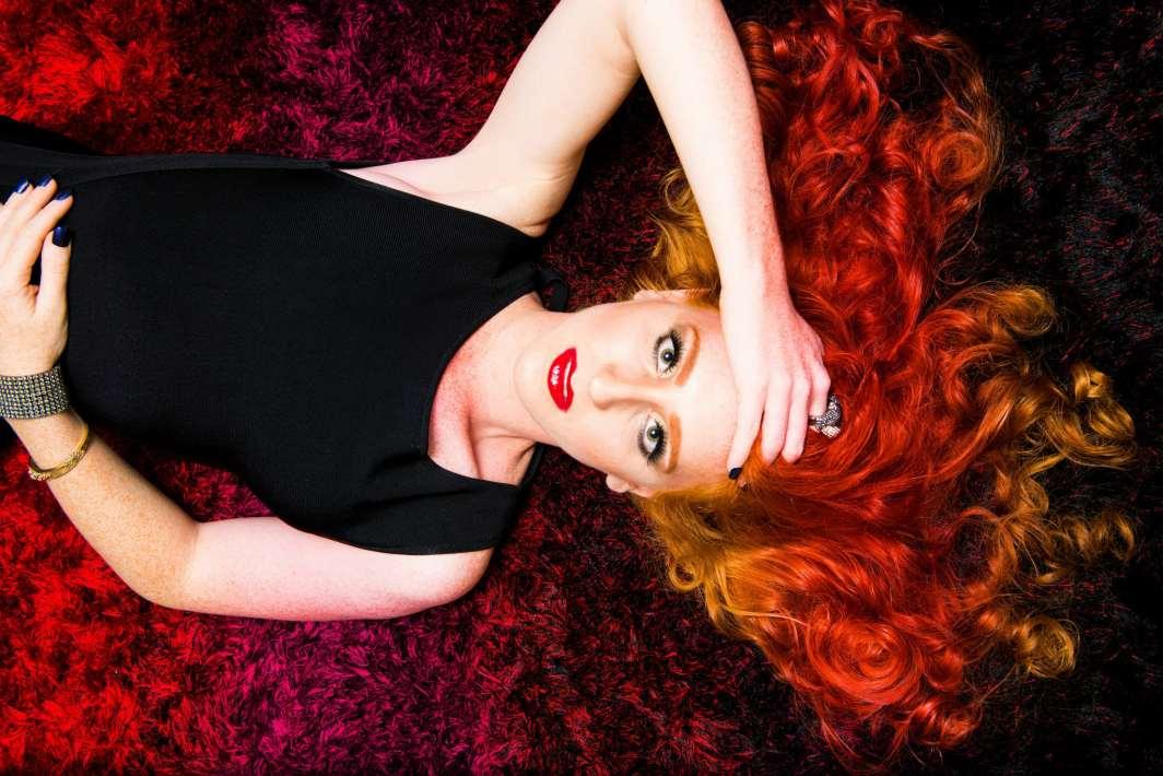 Shayne Leighton Rock It Like A RedHead