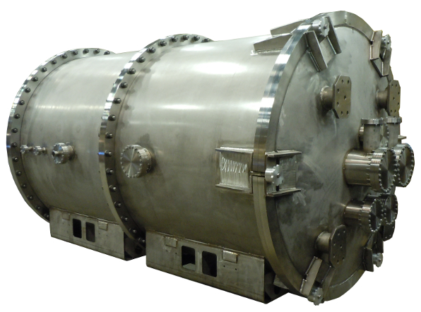 Research Vacuum Chamber_BEPeterson