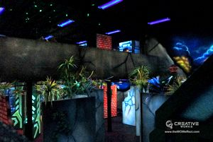 Lake Wylie Bowl N Bounce laser tag arena