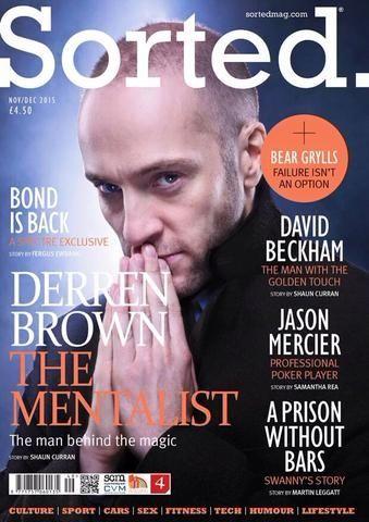 Derren Brown - enlightening attitudes