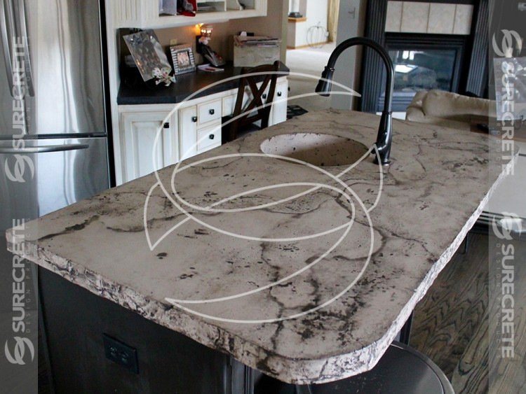 do it yourself concrete countertop kit system prlog. Black Bedroom Furniture Sets. Home Design Ideas