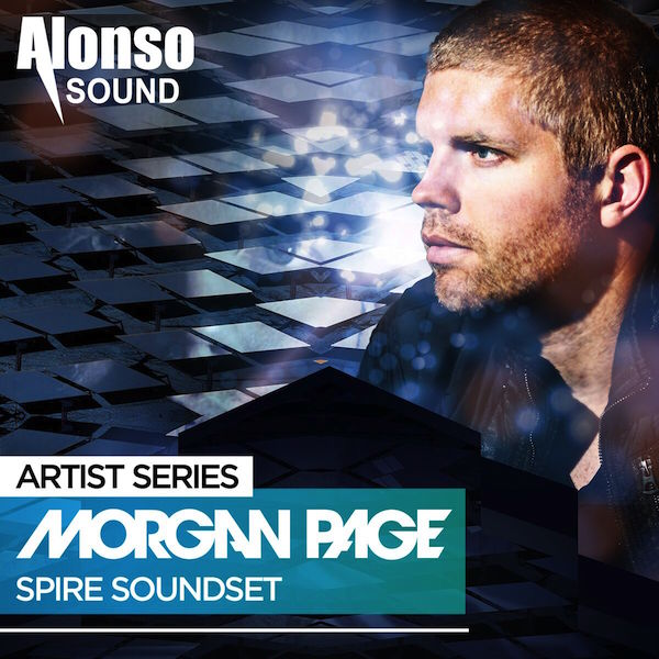 Alonson Sound Morgan Page Spire Soundset