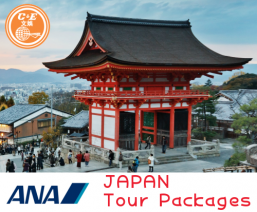 Japan Tour Packages from Singapore by ANA