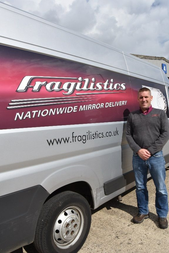 Robert Dixon, Director at Fragilistics