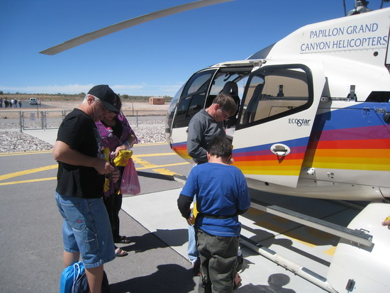 Try a Grand Canyon Helicopter Ride