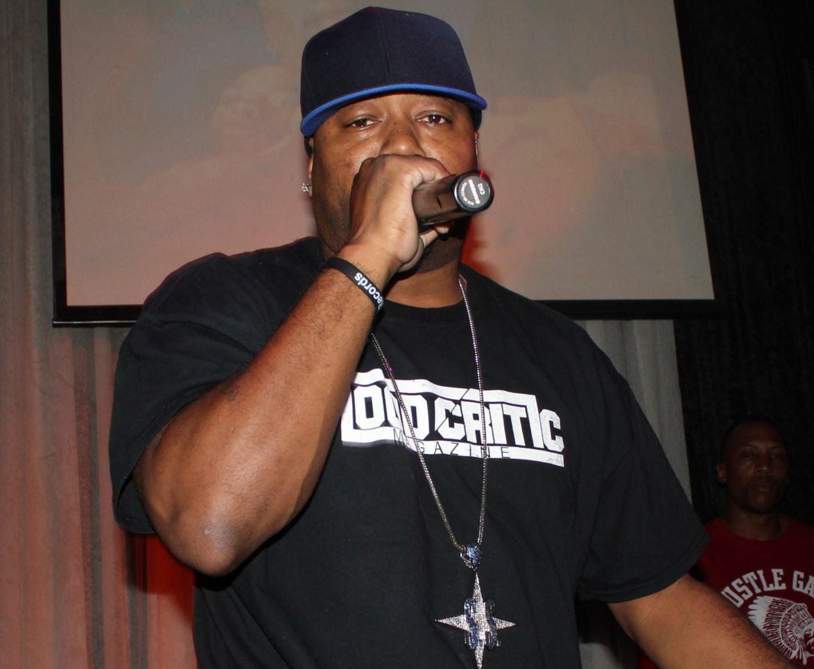 Mr. Envi' Performing in Dallas, Tx