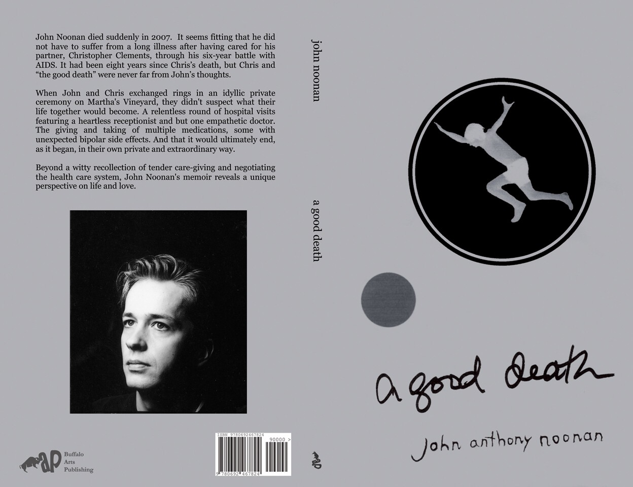 "Full cover of ""a good death"""