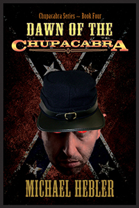 Front Cover, Dawn of the Chupacabra
