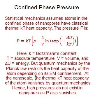 Quantum Mechanics / Statistical Mechanics