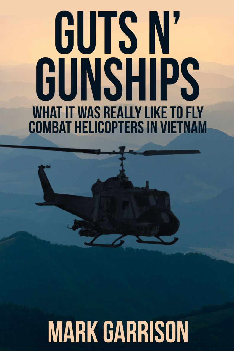 Guts N' Gunships by Mark Garrison
