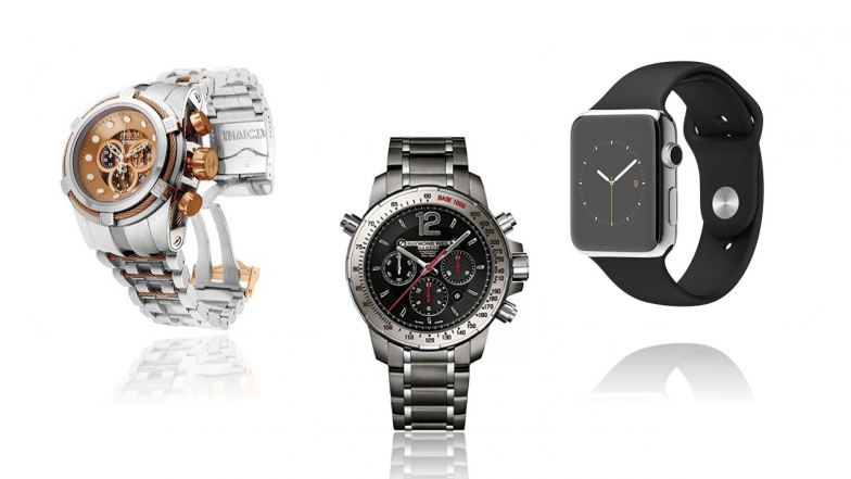 Holiday Gift Ideas - Luxury Watches