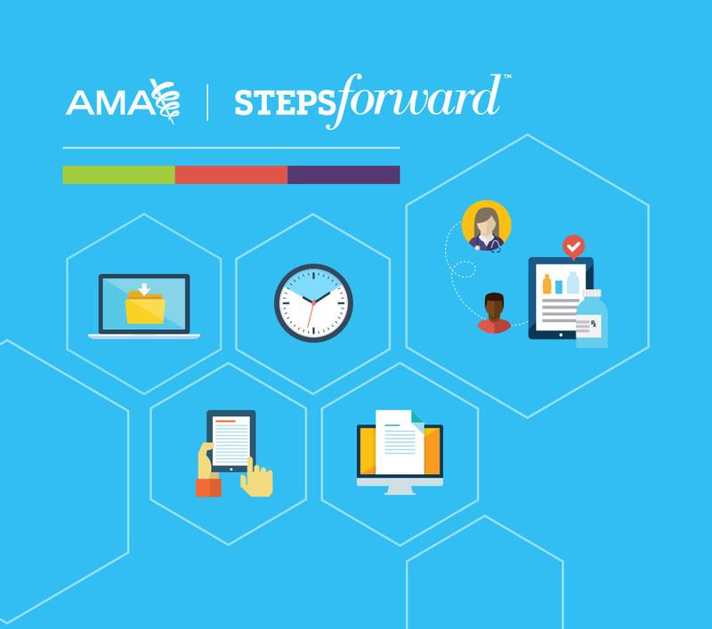 AMA-Steps Forward