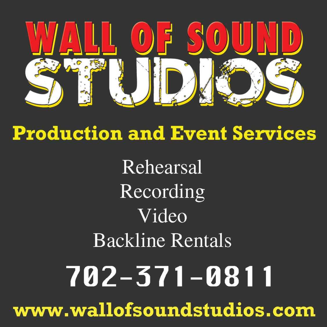 Wall of Sound Studios & Production Las Vegas
