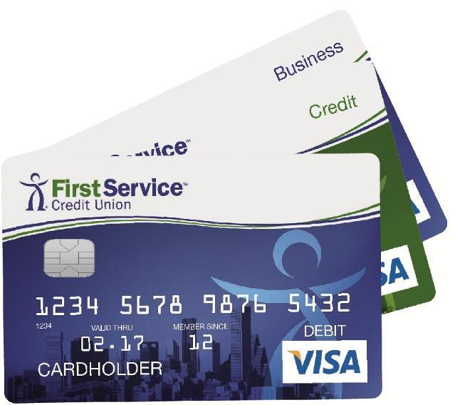 First Service Credit Union Delivering Chip Credit-Debit ...