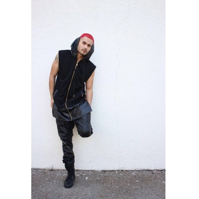 Latin Pop R&B Artist Marcel Red