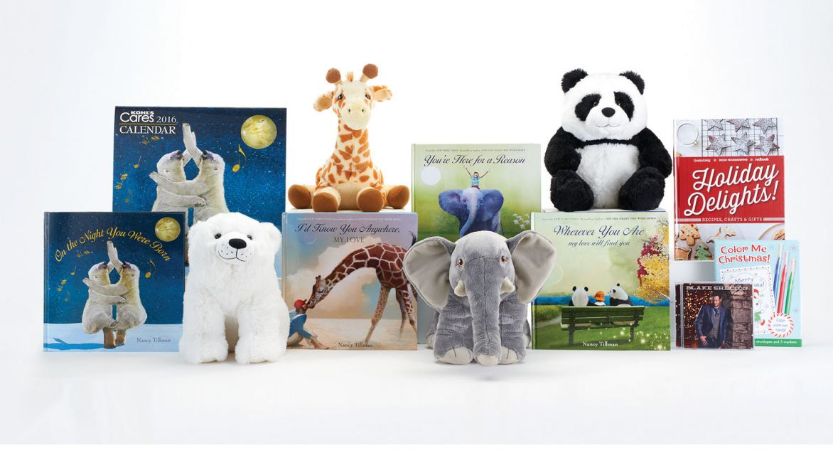 Kohl's Features New $5 Books and Plush Toys for the ...
