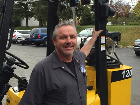 John Clyde - Santana Equipment Lead Technician