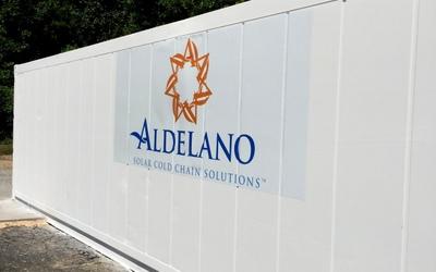 Aldelano Solar ColdBox