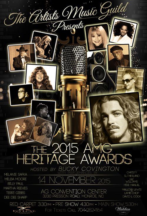 2015 AMG Heritage Awards