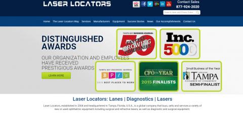 Capture- Laser Locators