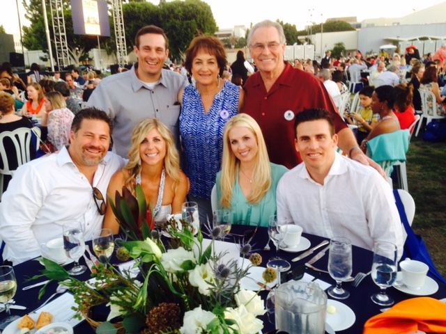 Superior Press-Traut Family at the Concert Under the Stars Fundraising Event