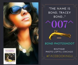 Tracey Bond #FaceBookingU LEAD MUA: BOND Photoshoot Boutique Home Loft Chicago