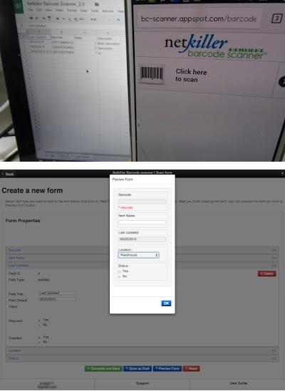 Google Barcode Scanner App Iphone