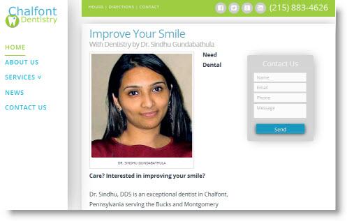 Dr. Sindhu Gundabathula, DDS - Chalfont PA Dentist