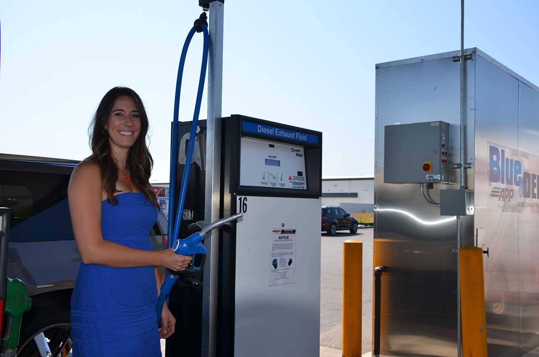 DEF Fueling Dispenser