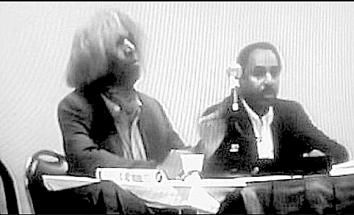 Marshall Barnes and Ronald Mallett in 2007 Copyright 2007