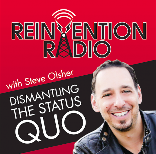 Reinvention Radio Logo