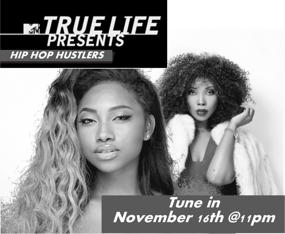 Tyler Royale & Jamilah Rouse Stars of MTV's TRUE LIFE PRESENTS: HIP HOP HUSTLERS