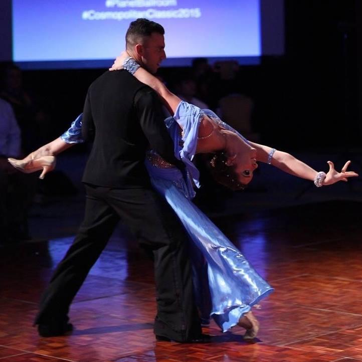 Ballroom Dance at Planet Ballroom
