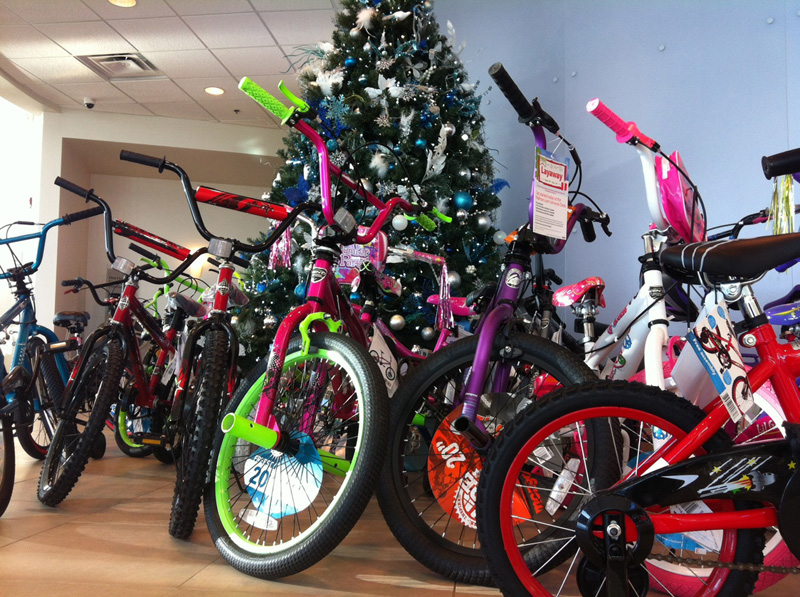 Bikes Toys For Tots Or Bust : Rbm of alpharetta joins u s marine corps reserve toys for