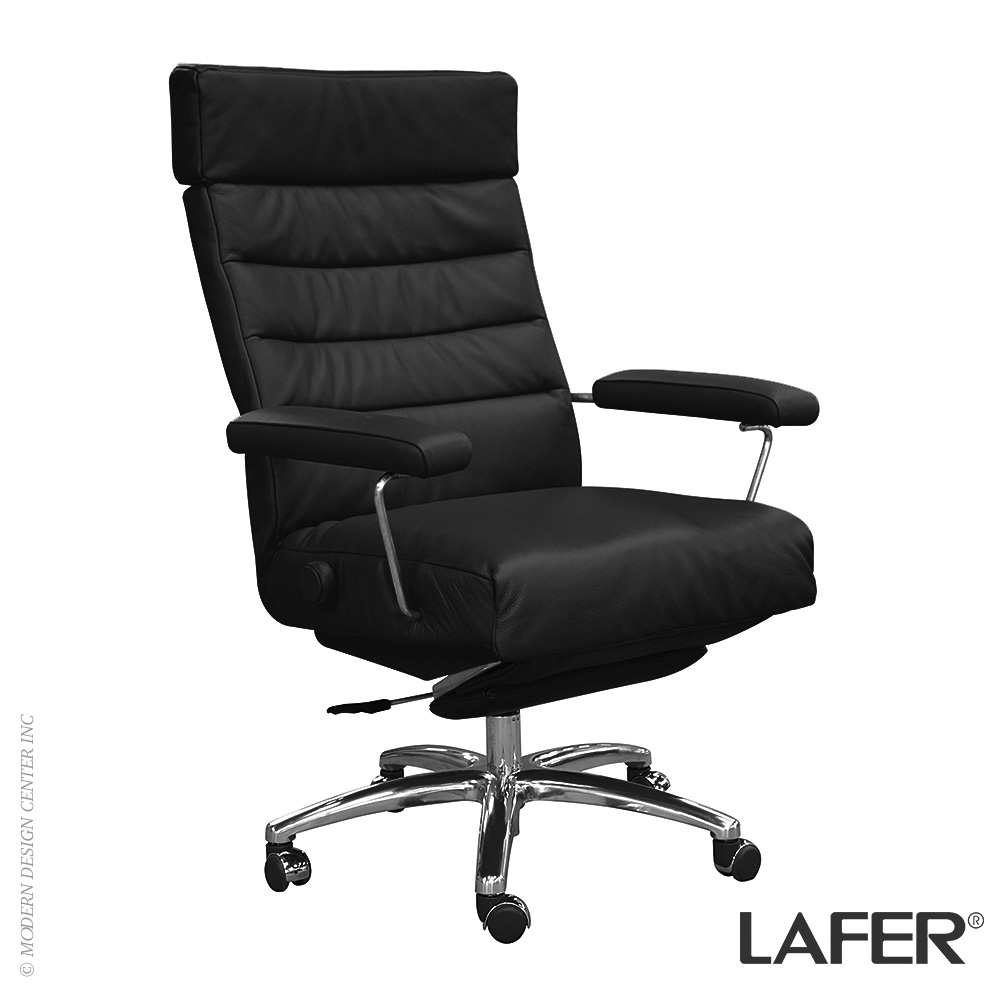 adele executive recliner by percival lafer for lafer prlog